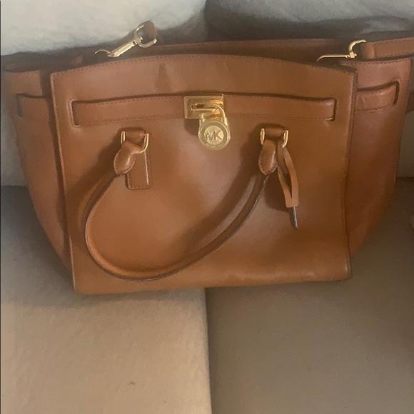 Michael Kors Handbags - MK Hamilton Bag